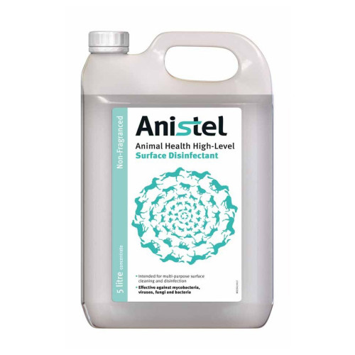 Anistel high level surface disinfectant