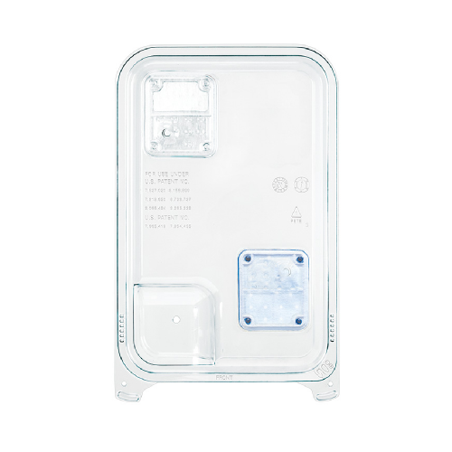 Innocage containment lid