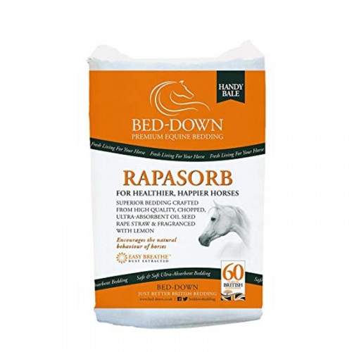 Rapasorb bedding by Bed-Down